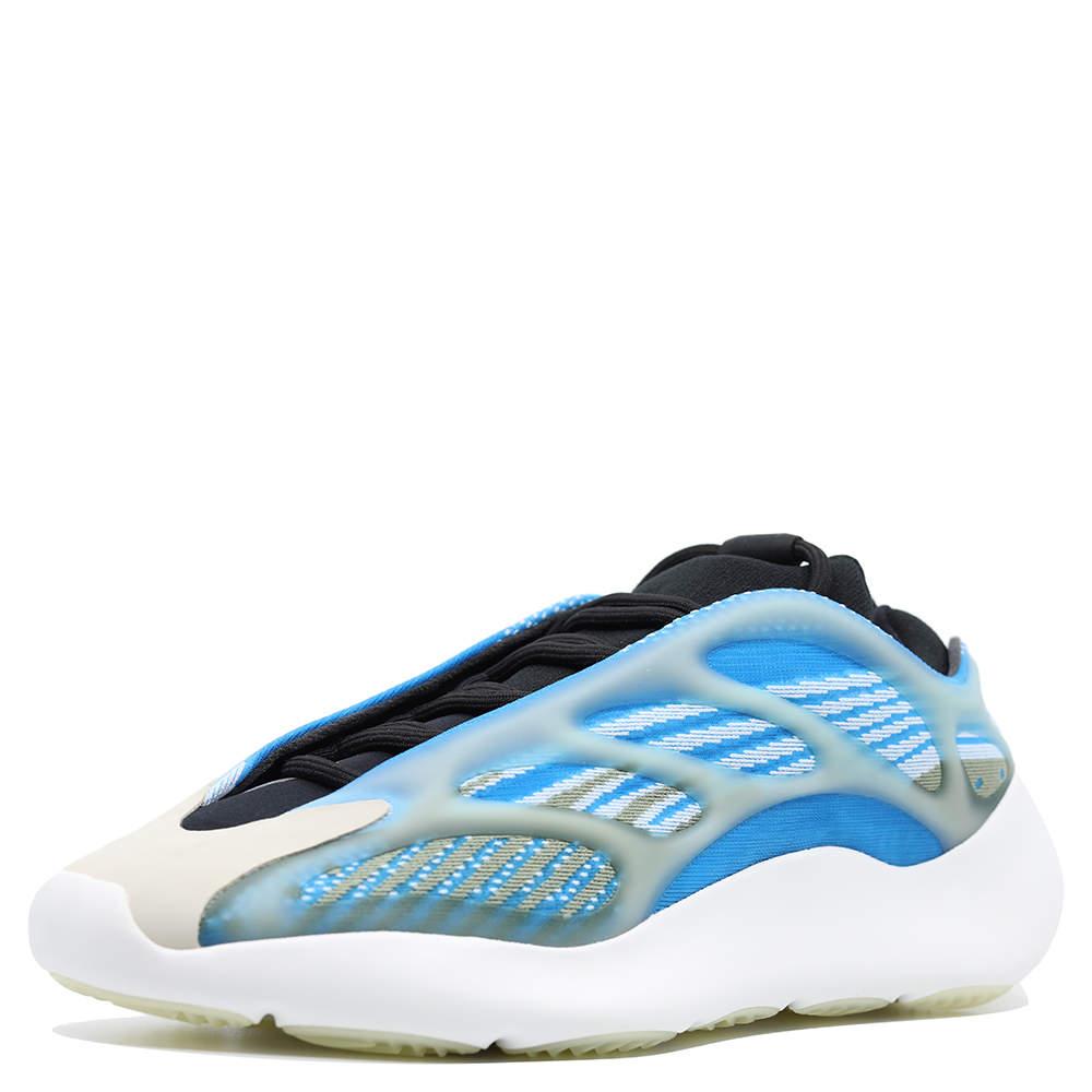 Yeezy x Adidas Blue 700 V3 Arzareth Sneakers Size 44