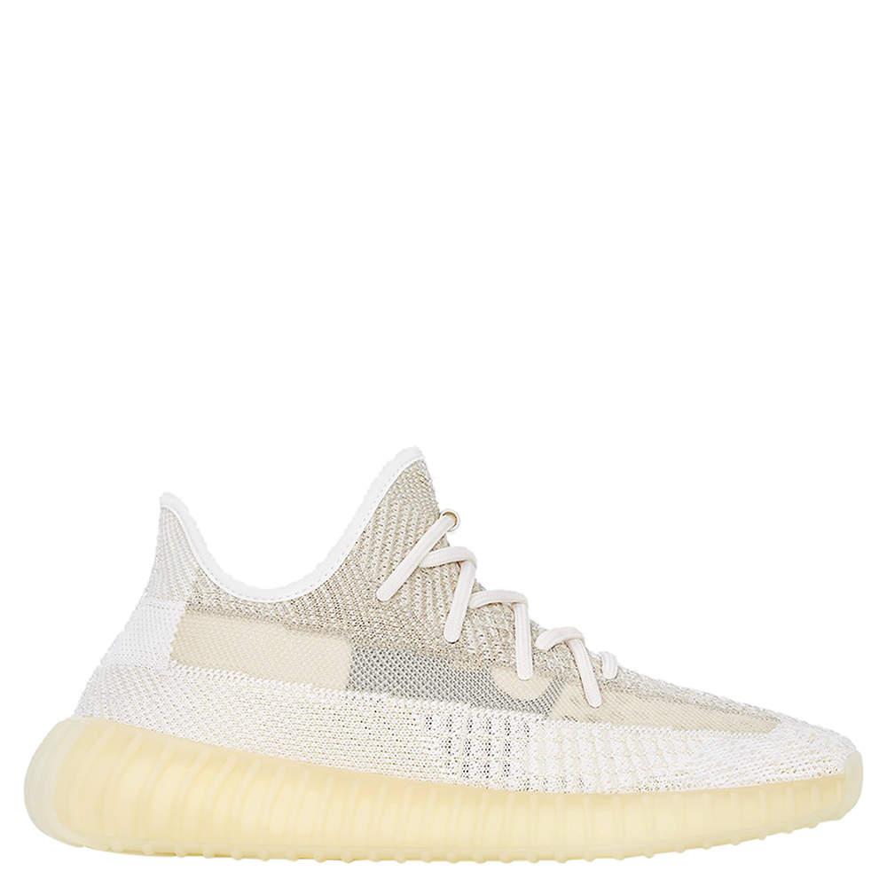 Adidas Yeezy 350 Natural Sneakers US 12 EU 46 2/3