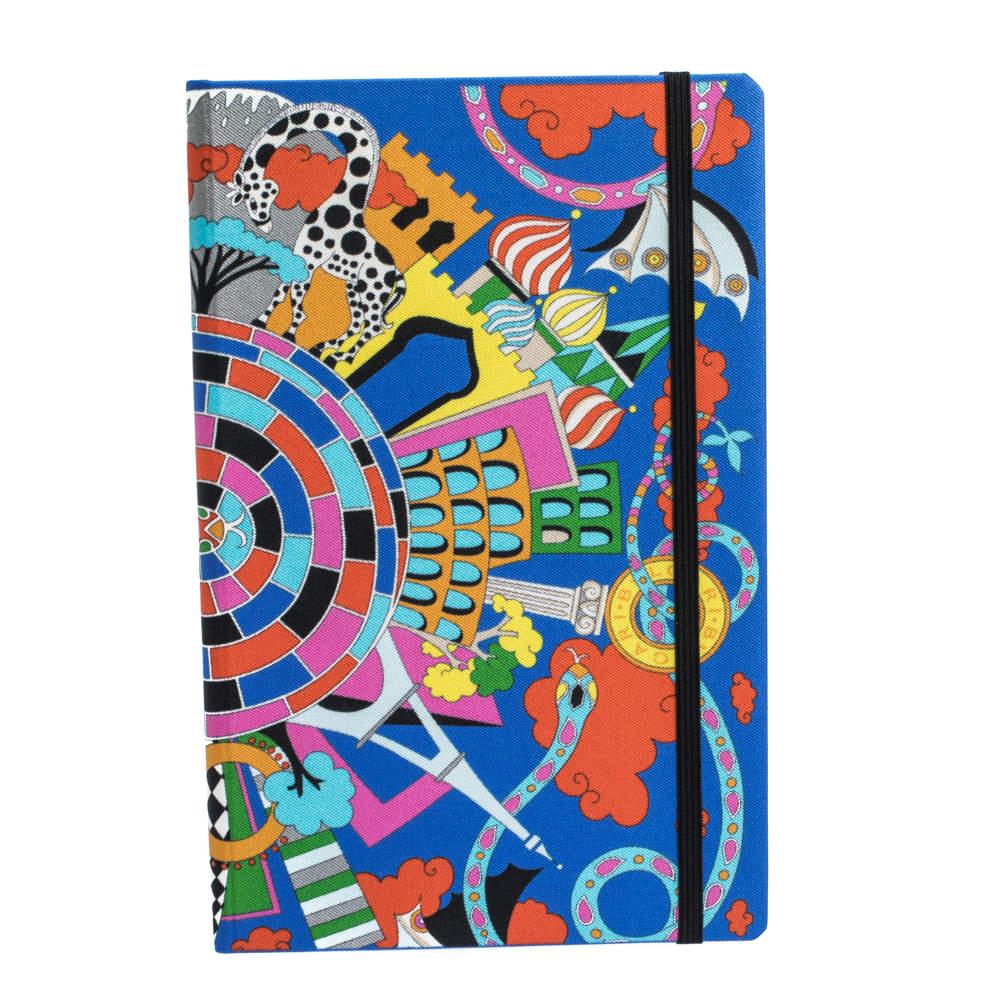 Bvlgari Multicolor Around The World Notebook