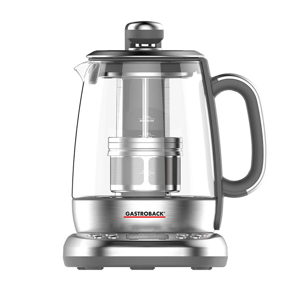 Gastroback Design Automatic Tea-Maker Advanced Plus (Available for UAE Customers Only)