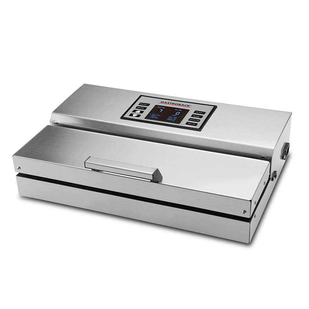 Gastroback Design Vacuum Sealer Advanced Professional (Available for UAE Customers Only)