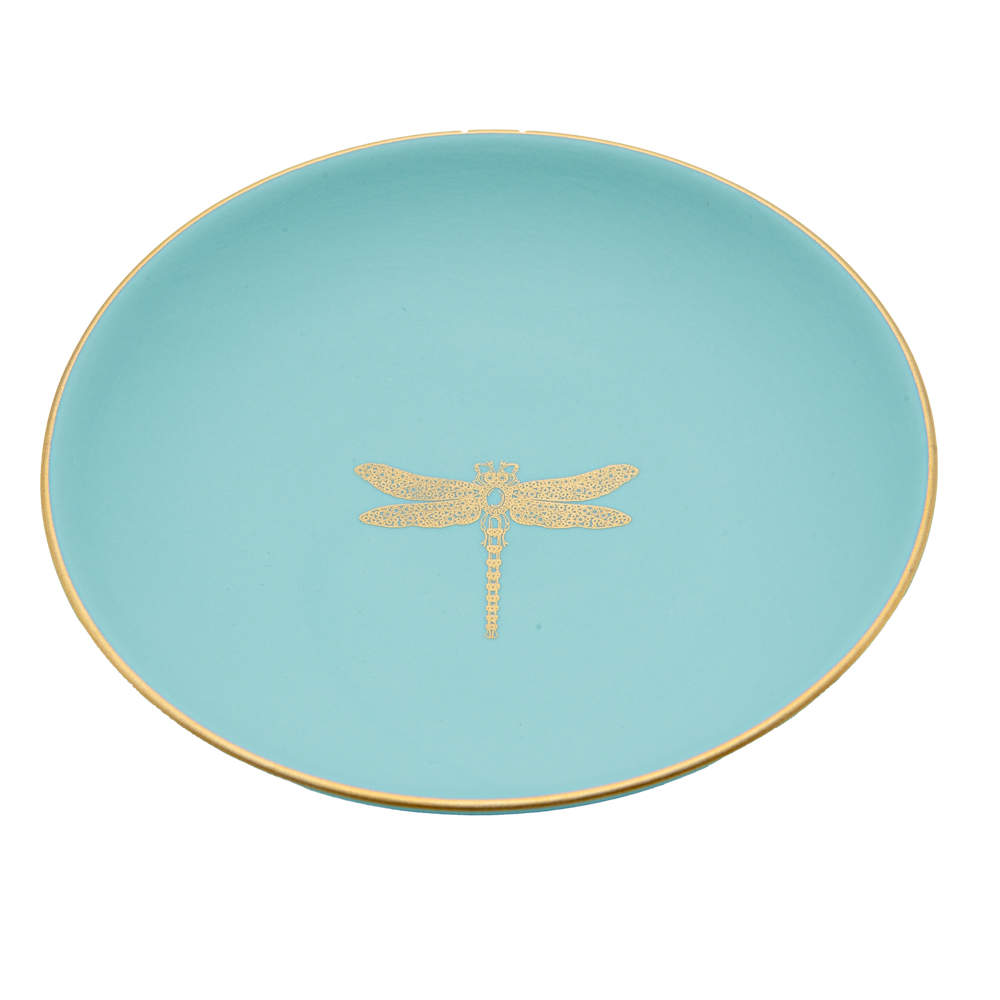 Tiffany & Co. Porcelain Jewelry Dish
