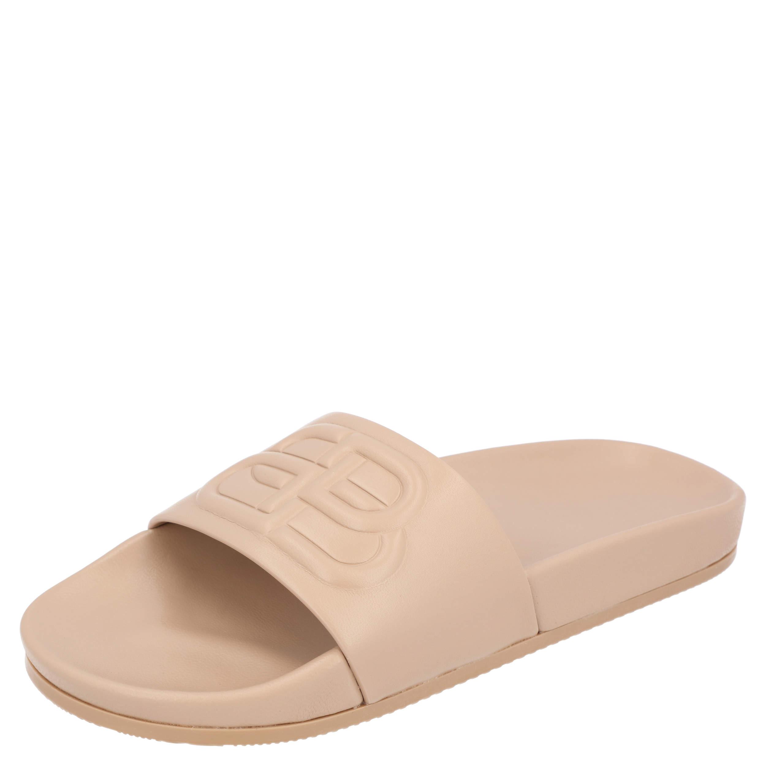 Balenciaga Piscine Slides Size 36