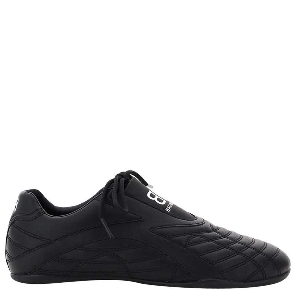 Balenciaga Black Zen Sneakers Size EU 37