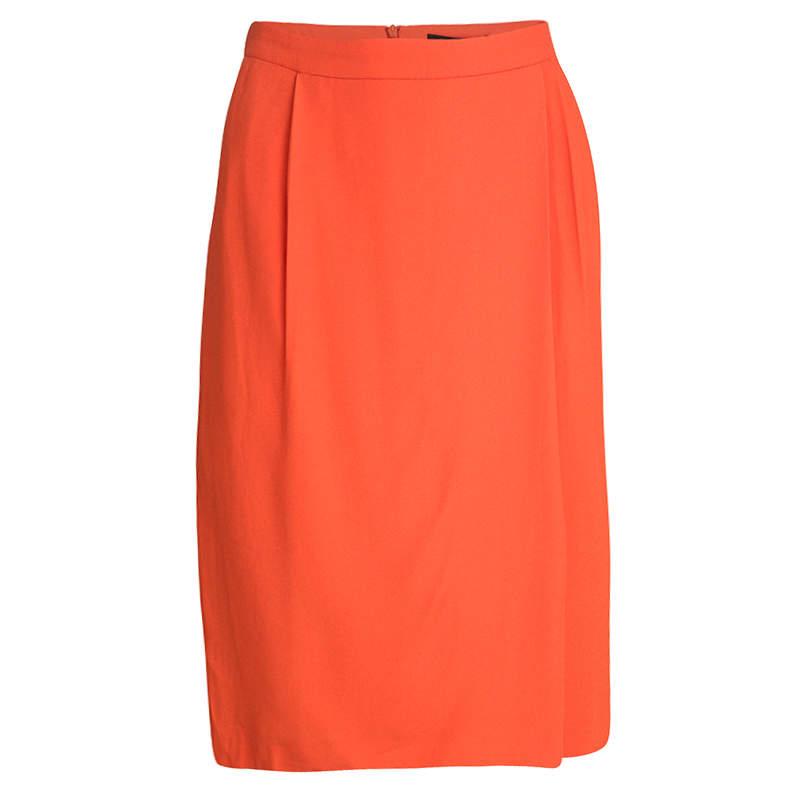 Boss by Hugo Boss Orange Overlap Detail Vakira Skirt S