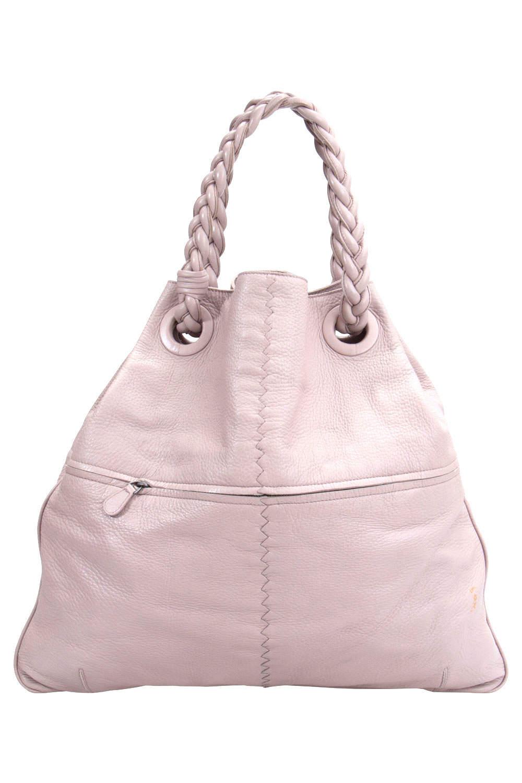 Bottega Veneta Blush Pink Leather Julie Tote