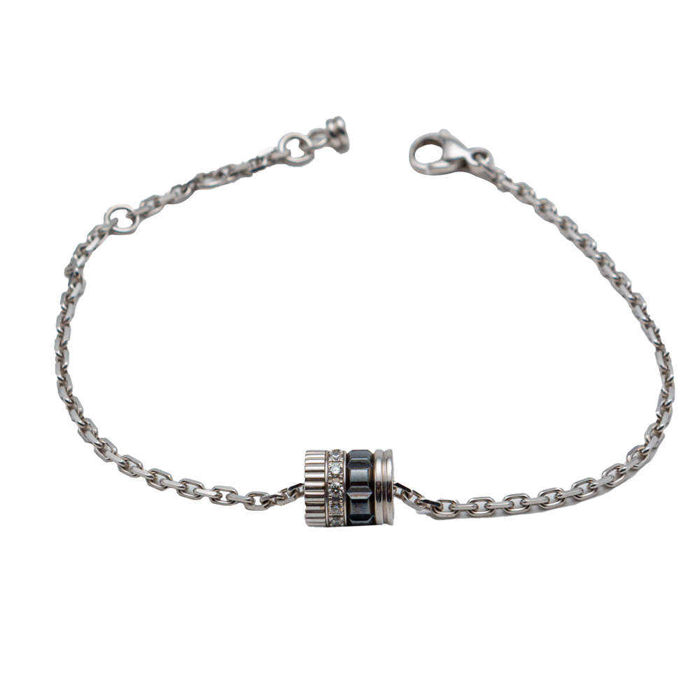 Boucheron Quatre White Gold Diamond Bracelet