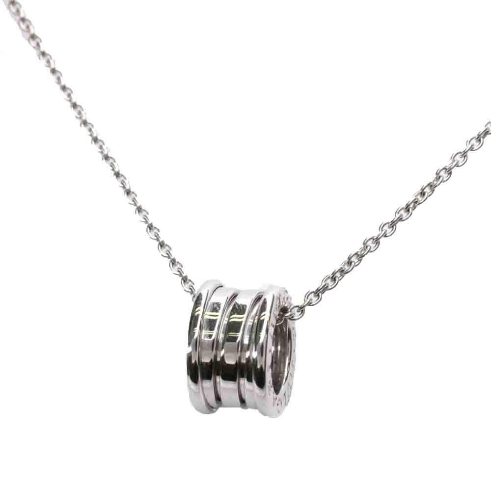 Bvlgari B.Zero1 18K White Gold Necklace