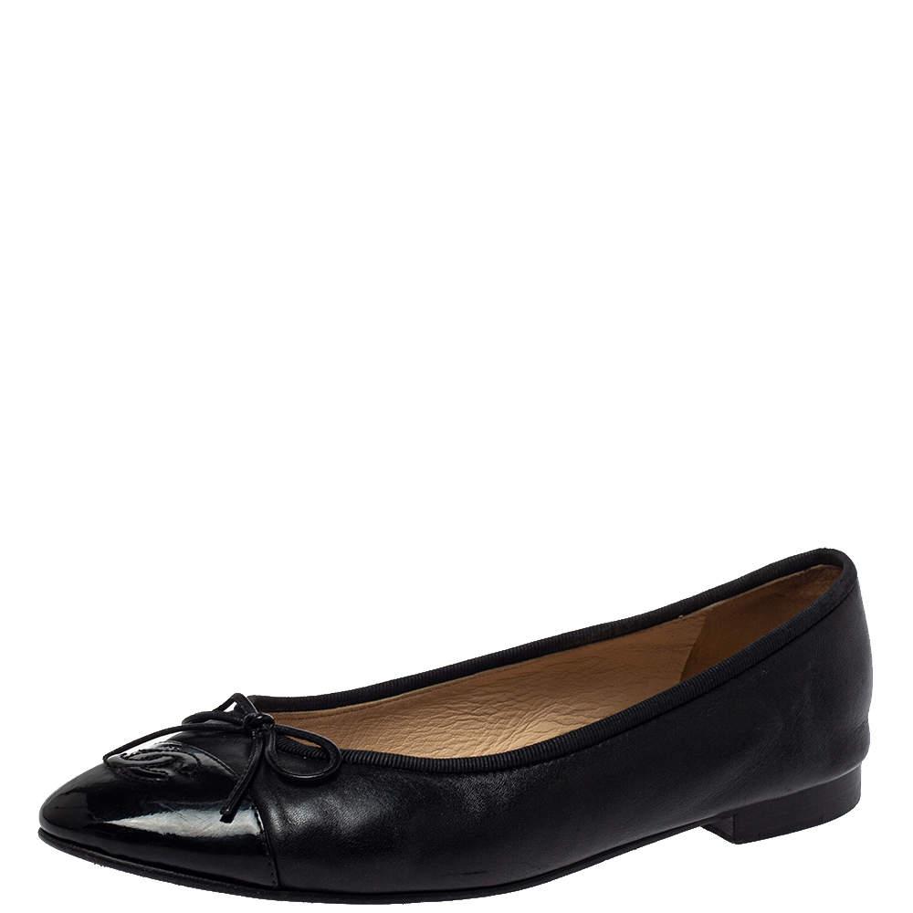 حذاء فلات باليه