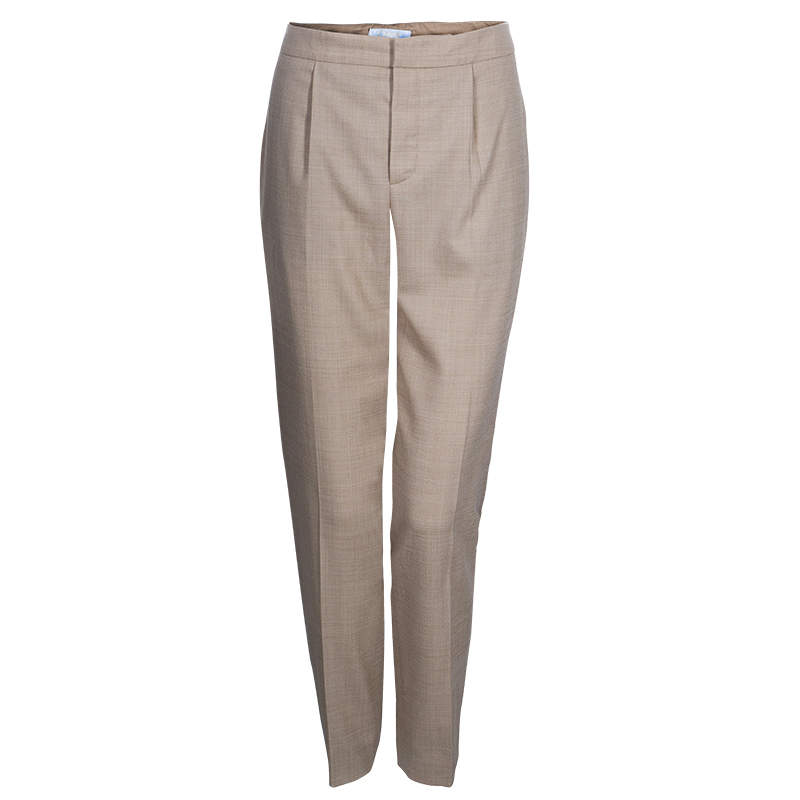 Chloe Grey Tailored Trousers S