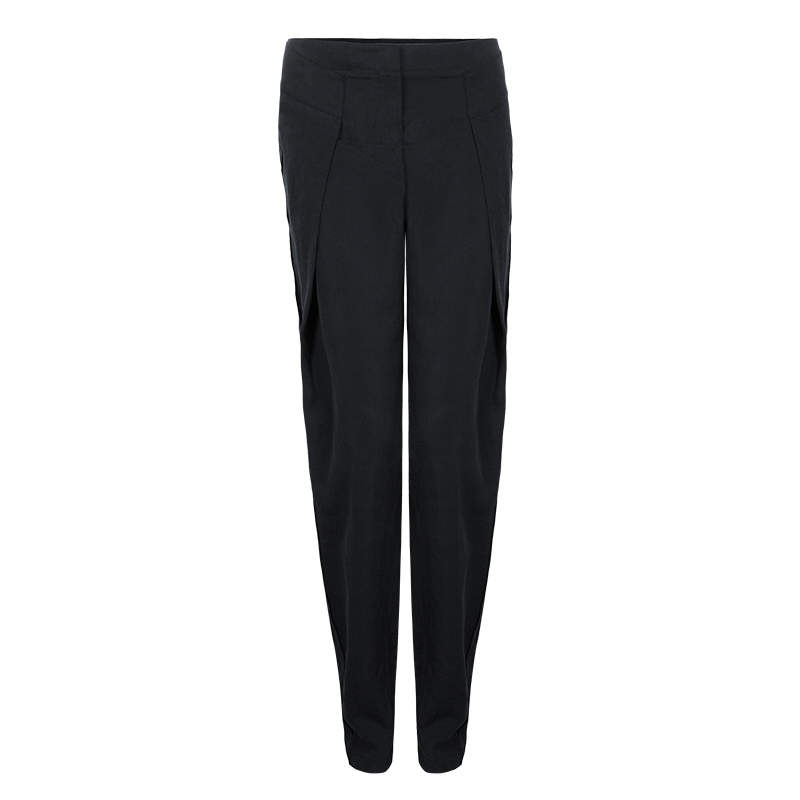 Derek Lam Grey Tapered Trousers M