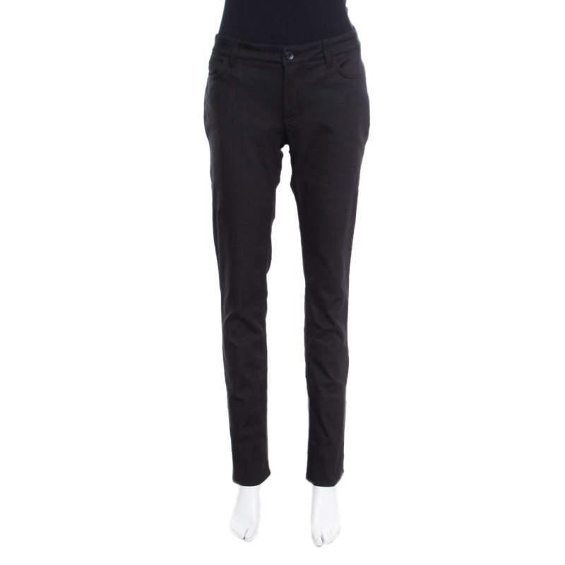 Dolce & Gabbana Cute Black Straight Fit Jeans L