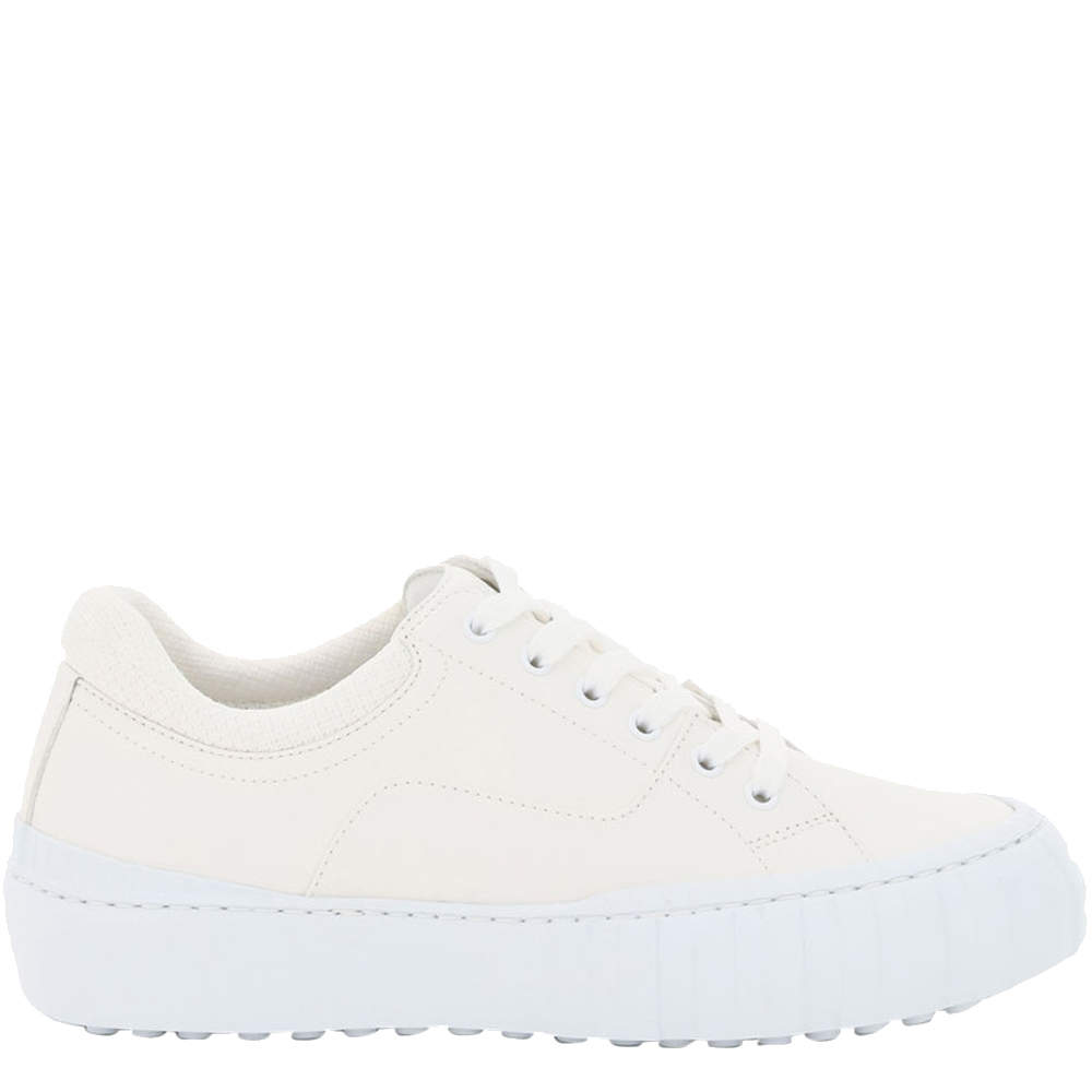 Fendi Ultra white Bianco Force Sneakers 8E8109 AF5D Size IT 36