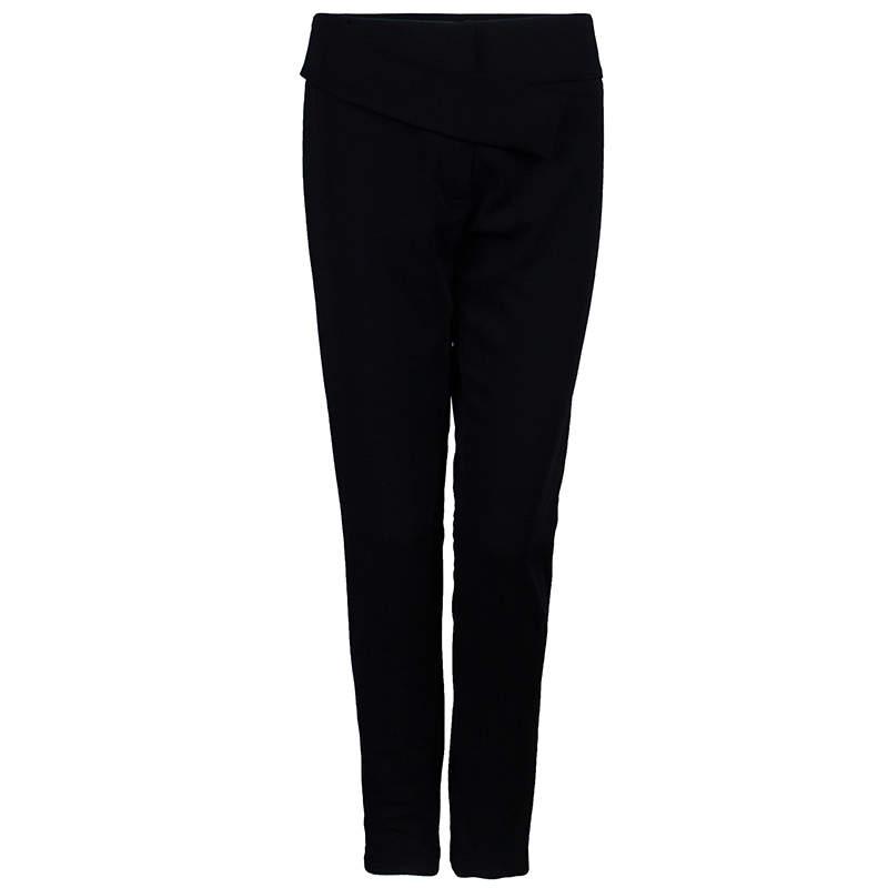 Just Cavalli Black Tailored Pants M