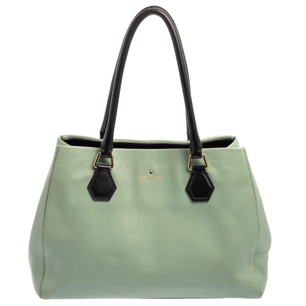 Kate Spade Mint Green Tote