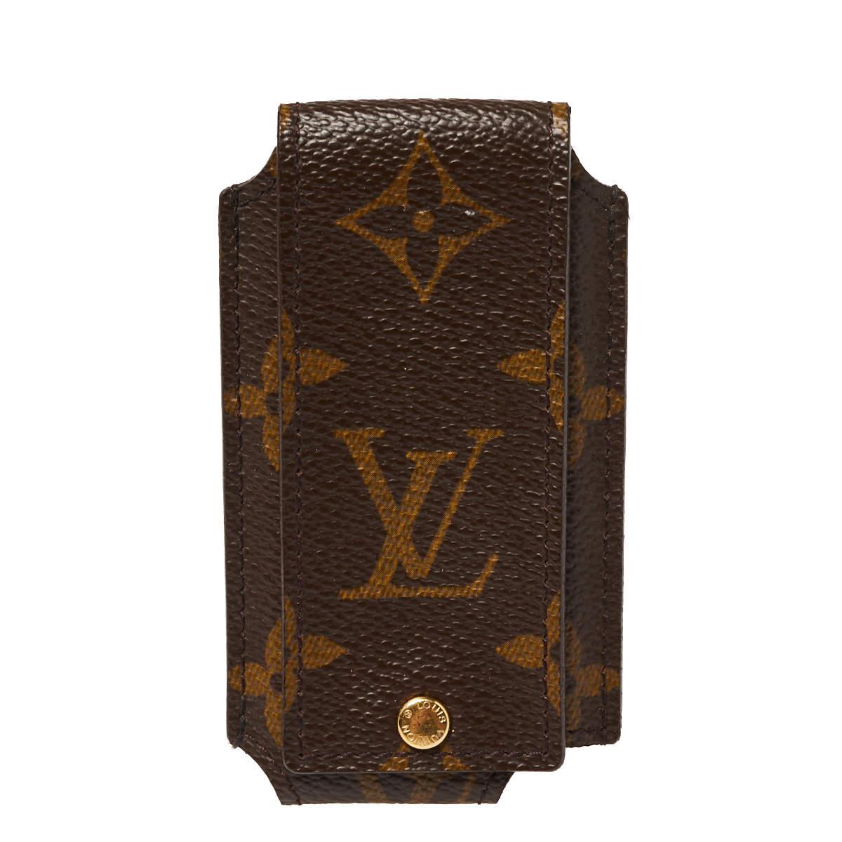 Louis Vuitton Monogram Canvas iPod Nano Case