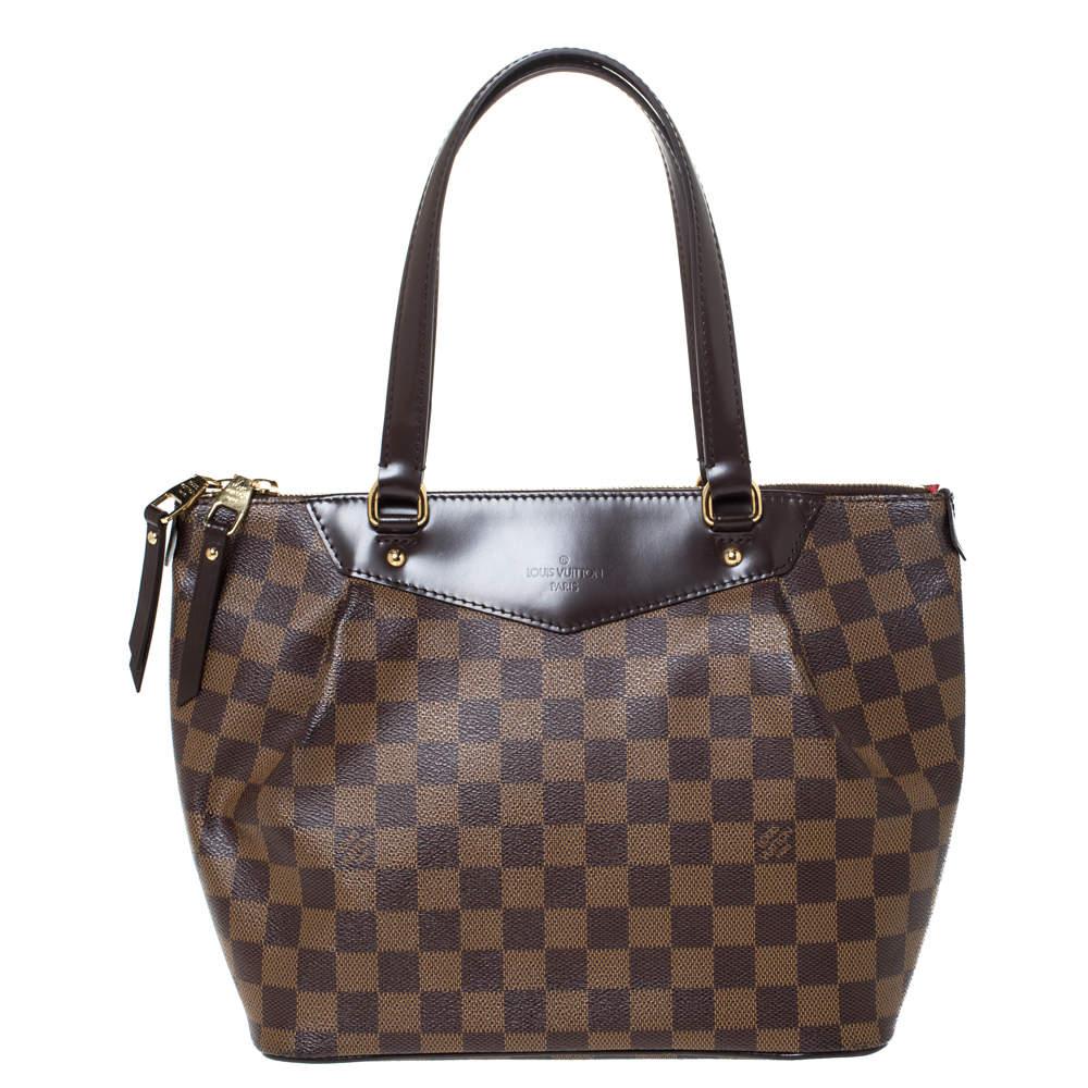Louis Vuitton Damier Ebene Canvas Westminster PM Bag