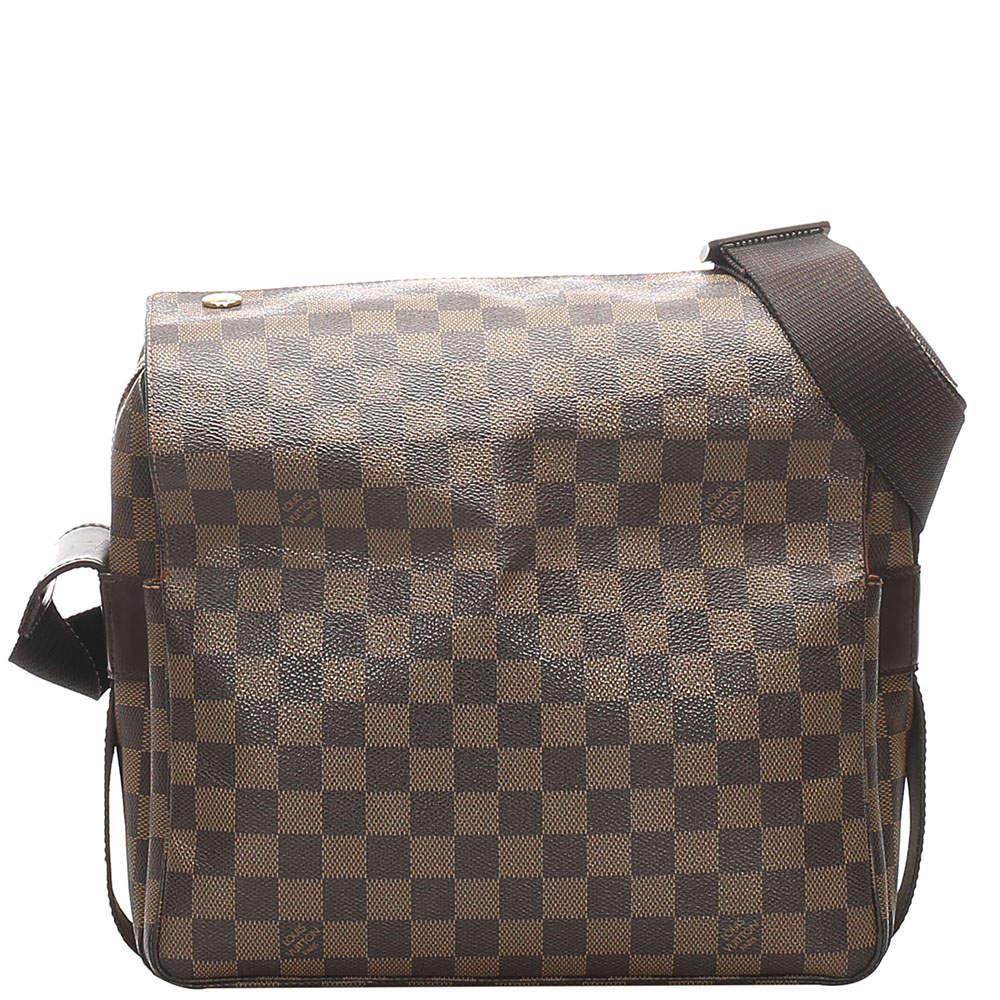 Louis Vuitton Damier Canvas Naviglio Messenger Bag