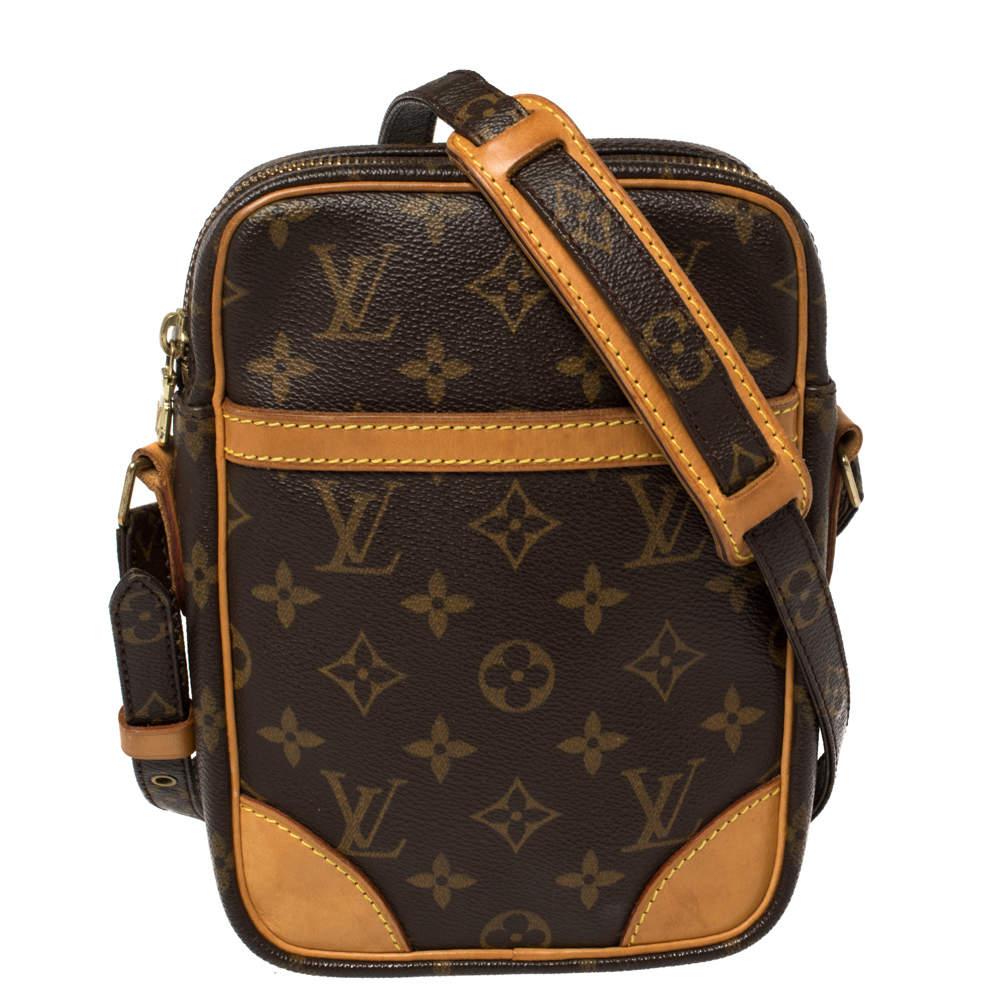 Louis Vuitton Monogram Canvas Danube Bag