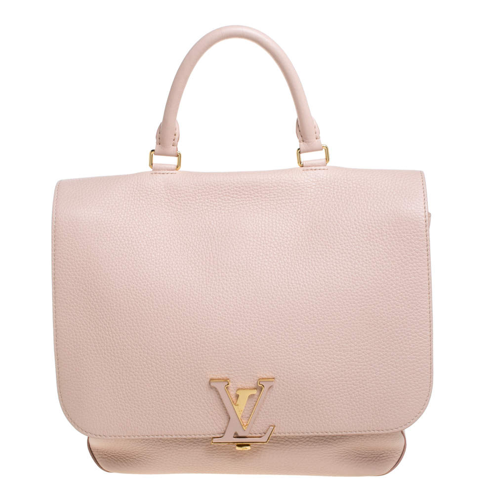 Louis Vuitton Petale Taurillon Leather Volta Bag