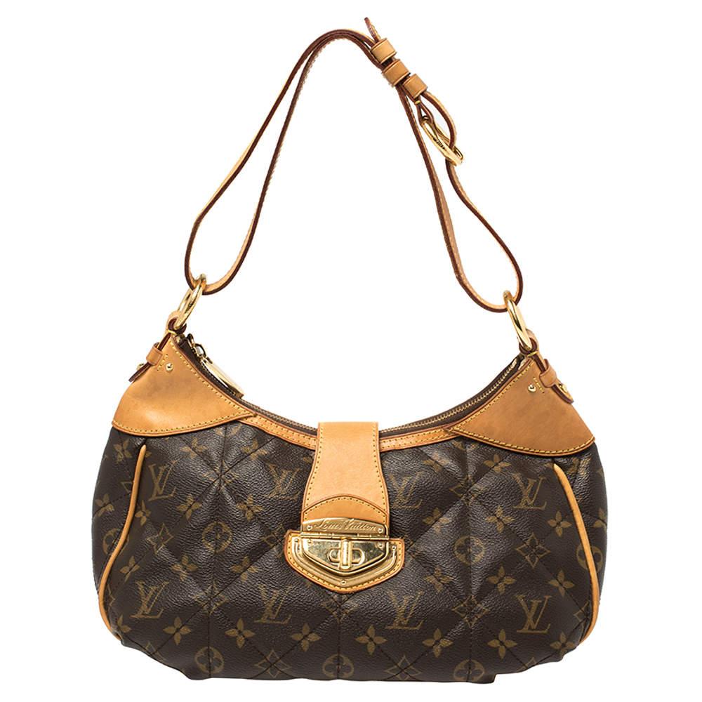 Louis Vuitton Monogram Canvas Limited Edition Etoile City PM Bag