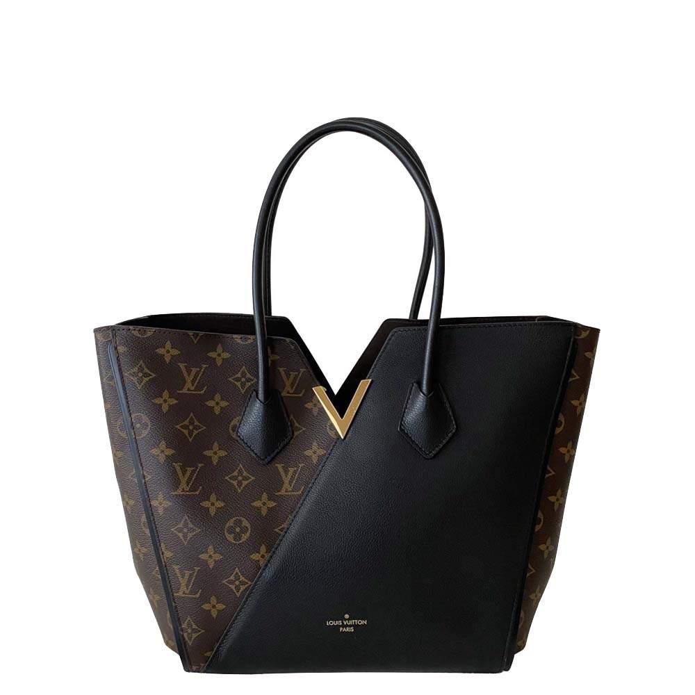 Louis Vuitton Monogram Canvas Kimono MM Tote Bag