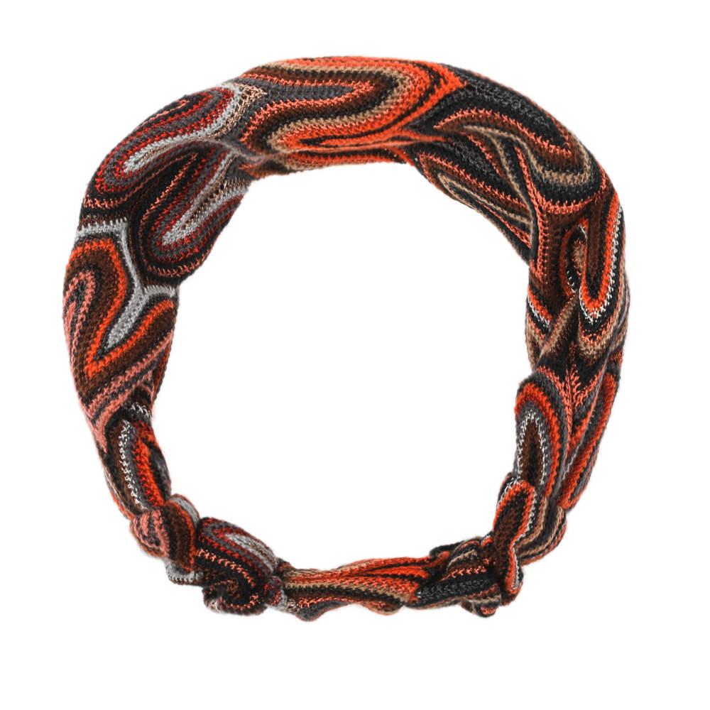 Missoni Multicolor Wool Blend Headband