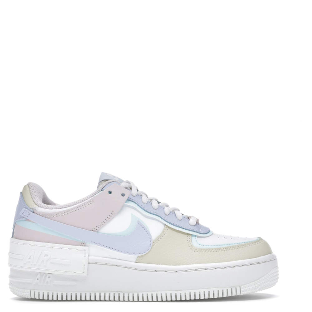 Nike WMNS Air Force 1 Shadow Pastel Sneakers Size 39