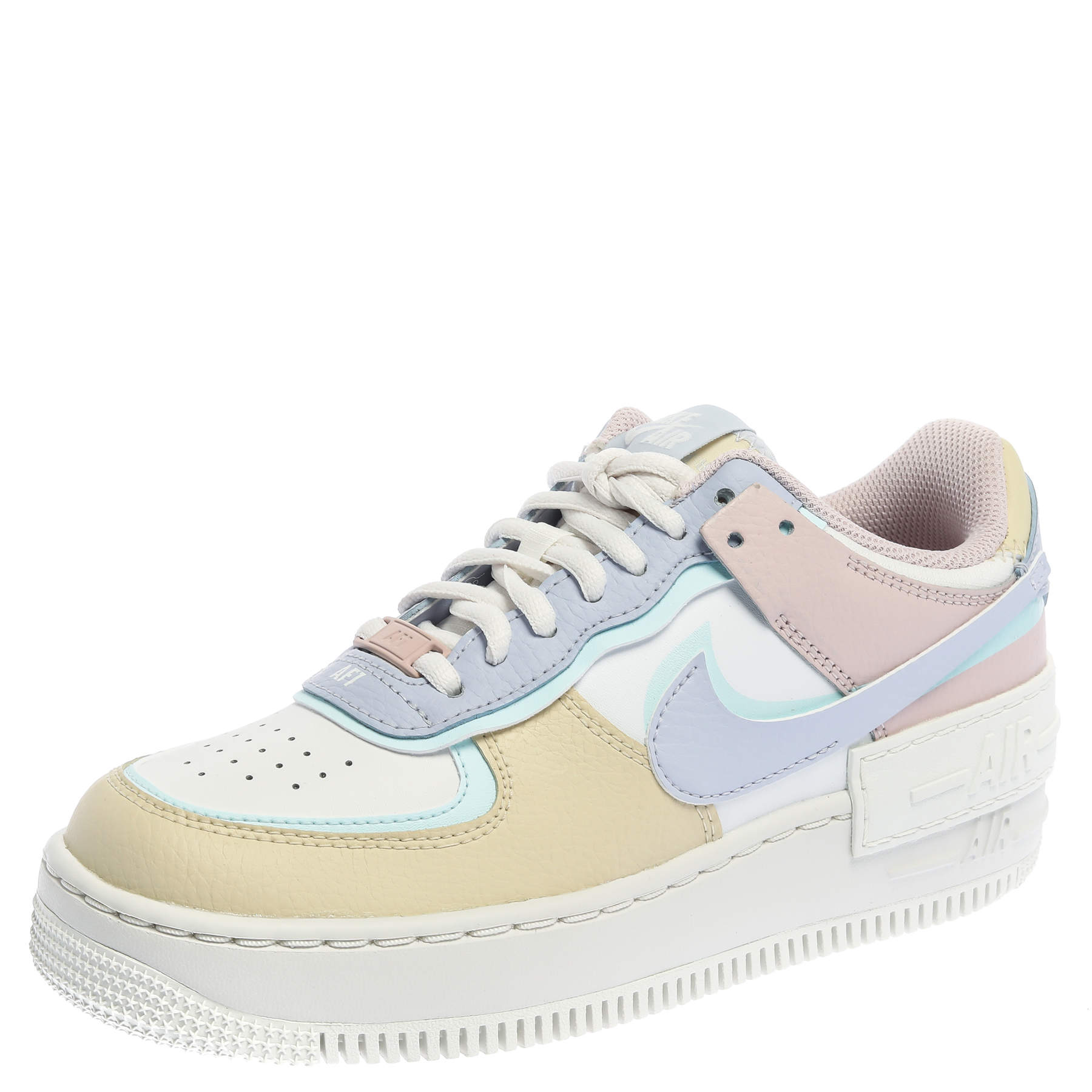 Nike Air Force 1 Pastel Low Top Sneakers Size 37.5