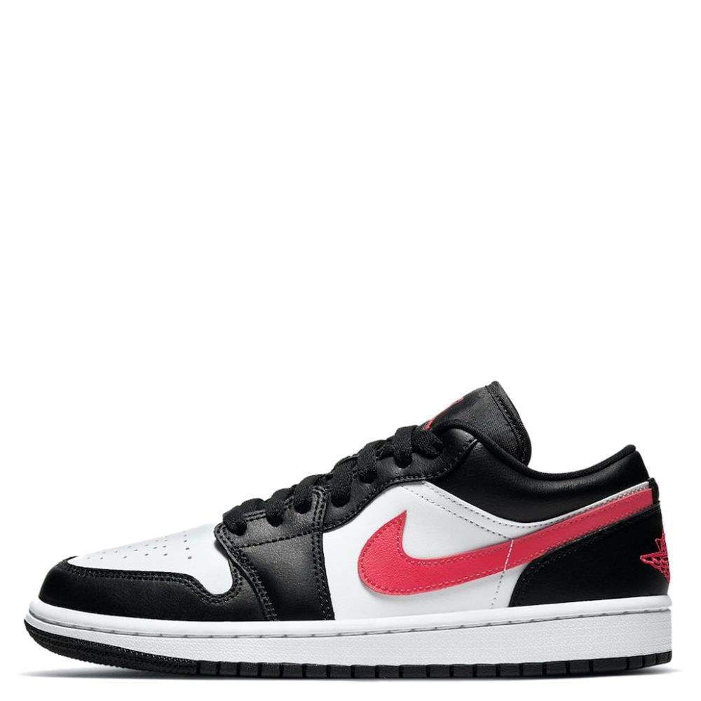 Nike Jordan 1 Low Siren Red Sneakers US 7.5W EU 38.5