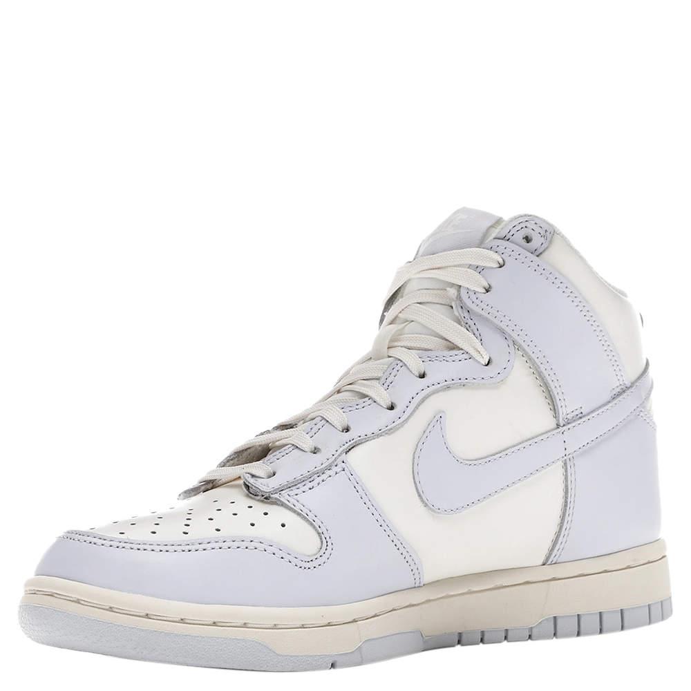 Nike Dunk High Football Grey Sneakers Size (US 9W) EU 40.5