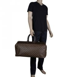 louis vuitton bags for men. louis vuitton damier ebene canvas greenwich gm bag bags for men