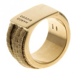 marco bicego cairo collection 18k yellow gold