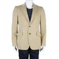 Burberry London Men's Beige Blazer L