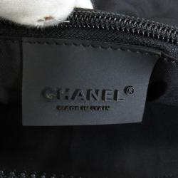 Chanel Bi Color Sport Nylon and Rubber Duffel Bag