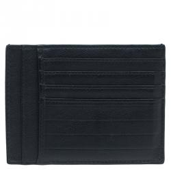 Dior Homme Two Tone Leather Card Holder