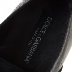 Dolce & Gabbana Two Tone Leather Oxfords Size 40.5