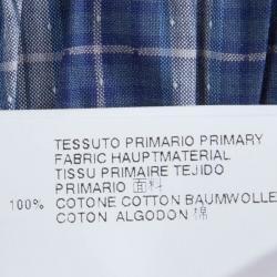 DSquared2 Beige Cotton Faux Boxer Waist Detail Chinos XS