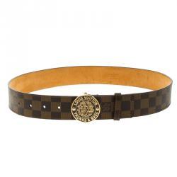 16c6270415fa Buy Pre-Loved Authentic Louis Vuitton Belts for Men Online