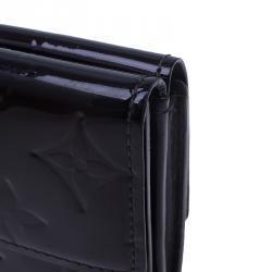 Louis Vuitton Terre D' Ombre Monogram Vernis Ludlow Wallet