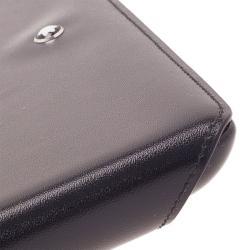 Montblanc Black Leather Meisterstuck iPad Case