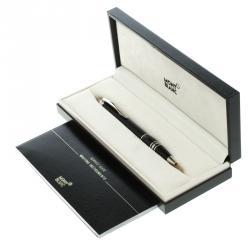 Montblanc StarWalker Black Resin Platinum Finish Ballpoint Pen