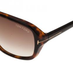 Tom Ford Tortoise Frame Blake Sunglasses