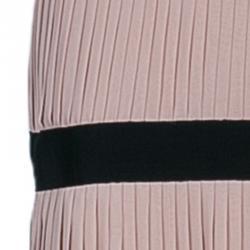 Alberta Ferretti Blush Pink Embellished Gown M