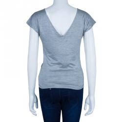 Alexander McQueen Grey Top M