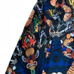 Alice + Olivia amabel Multicolor Sleeveless Dress XS