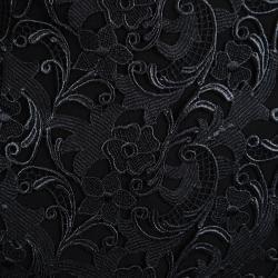Boss By Hugo Boss Black Lace Panel Verleena Skirt M