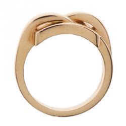 خاتم بوتشرون داشاينه ذهب أصفر