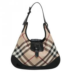 af07746f0614 Buy Pre-Loved Authentic Burberry Hobos for Women Online