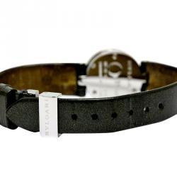 Bvlgari Blue Stainless Steel B-Zero1 Women's Wristwatch 22MM